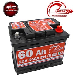 batteria Speed 60ah