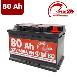 BATTERIA batteria speed L3 80ah