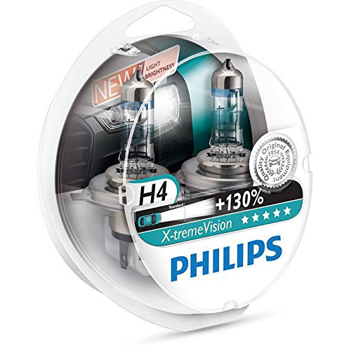 lampadina h4 philips