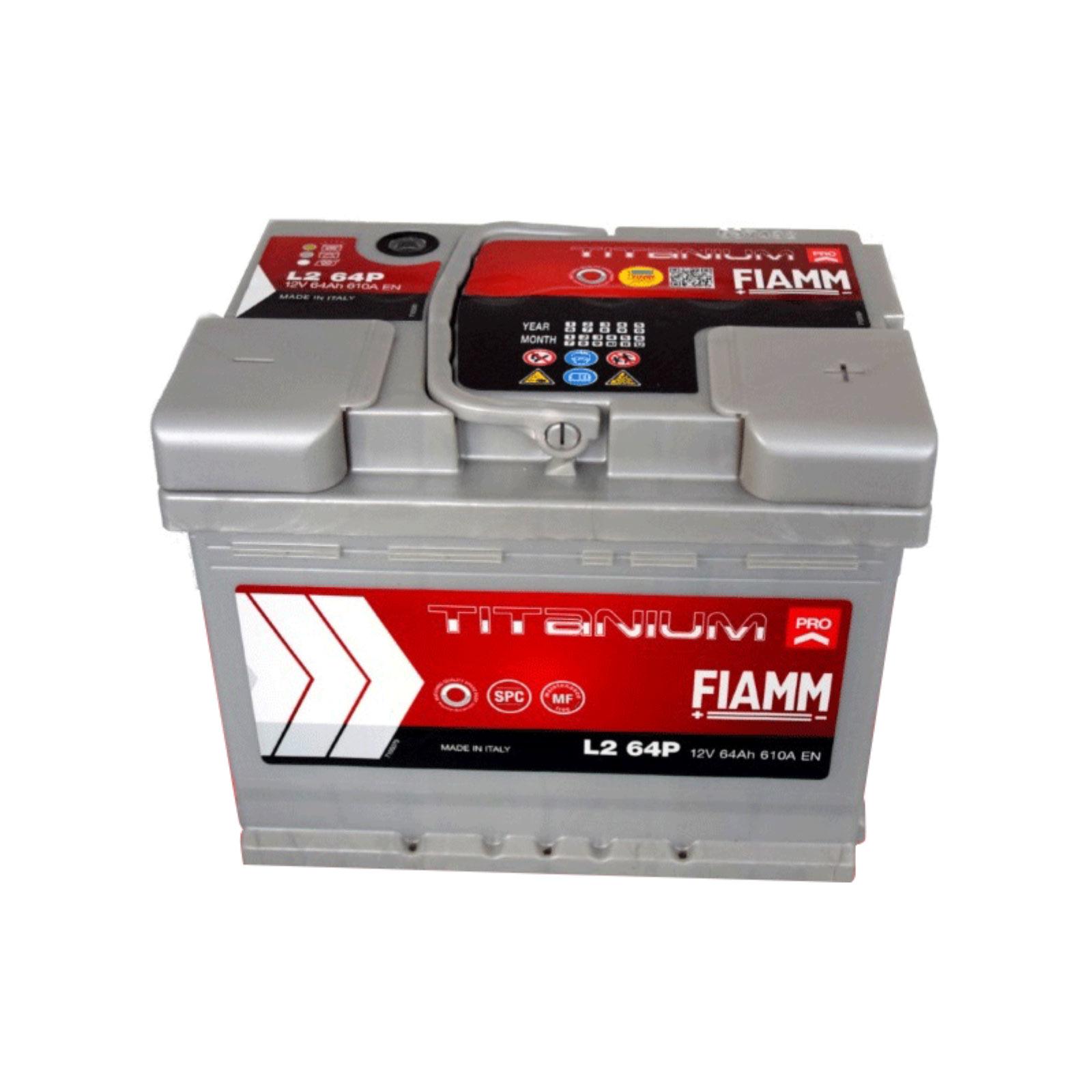 Migliori 7 Batterie auto fiamm