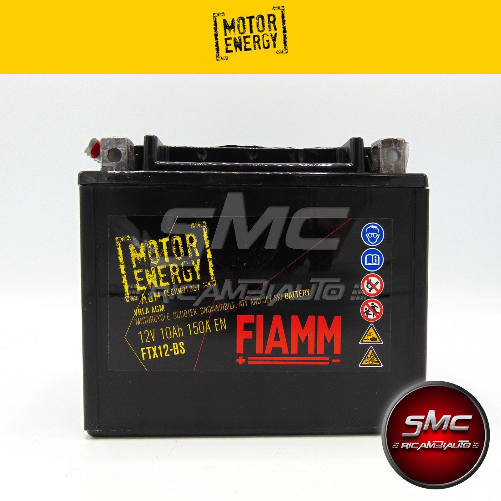 Batteria per la tua moto ricambi auto smc for Smc ricambi auto