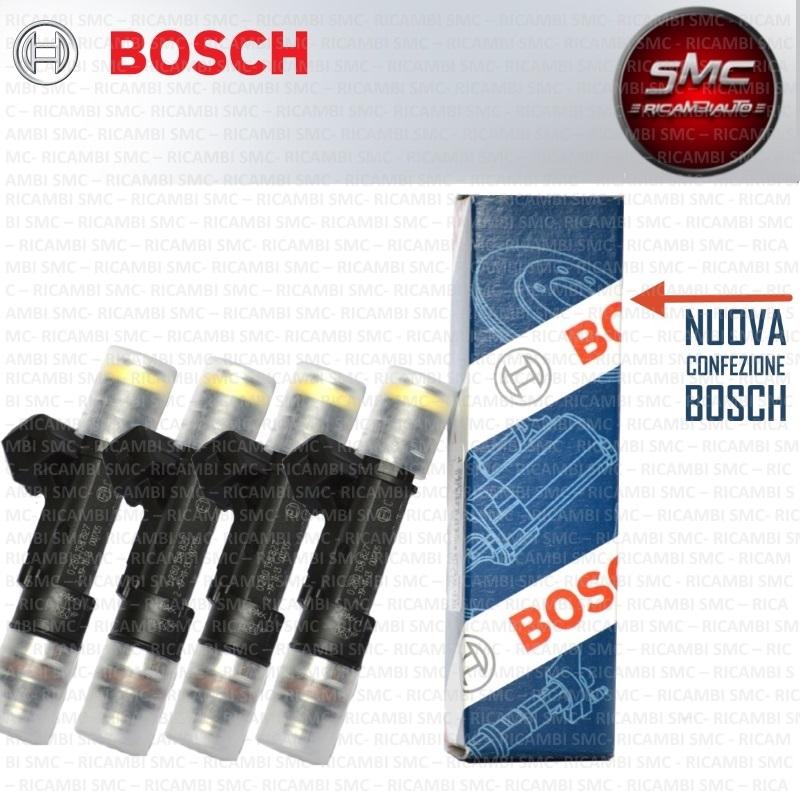Kit iniettori bosch 0280158827 4 per fiat vw ricambi for Smc ricambi auto