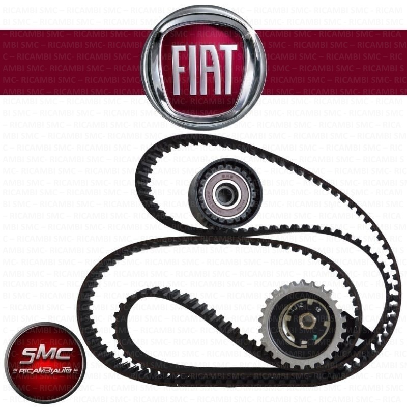 KIT CINGHIE DENTATE FIAT